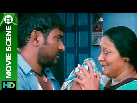 Marriage Proposal over tea | Movie Scene | Mayandi Kudumbathar