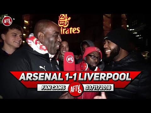 Arsenal 1-1 Liverpool | Paul Merson We Want Your Apology Now!! (Ty & Ramone - Neeks Sports)