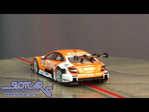 Carrera Slot Car Stihl DTM Mercedes Wickens Slotcar 27476
