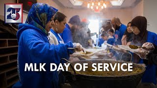 MLK Day of Service 2018 - Islamic Relief USA