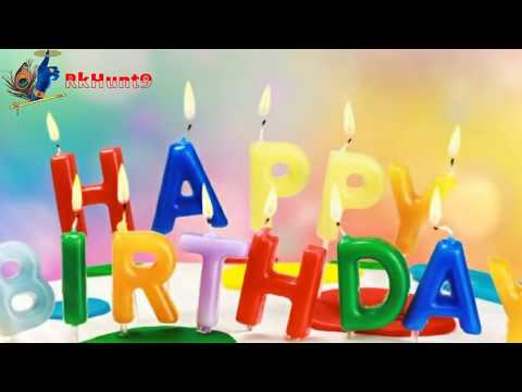 Happy Birthday Wishes Video For Whatsapp | Happy Bday Song