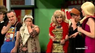 Komedi Türkiye - Tuğçe Karabayırın Kapışılan TV Yarışması Skeci (1.Sezon 13.Bölüm)