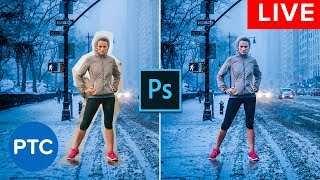 Photoshop Compositing Secrets - Blend Images Together Like a Pro - Live Presentation