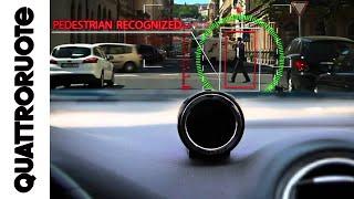 Mobileye, il terzo occhio per la sicurezza in auto
