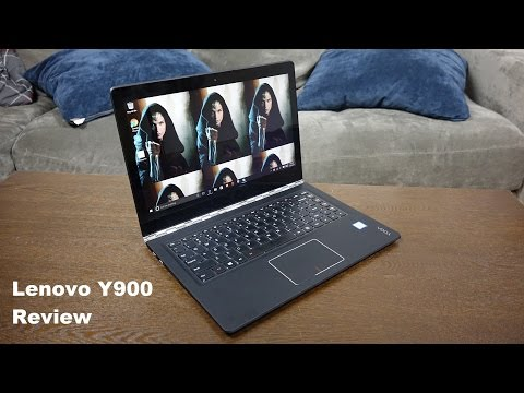 Lenovo Yoga 900 Review: Solid
