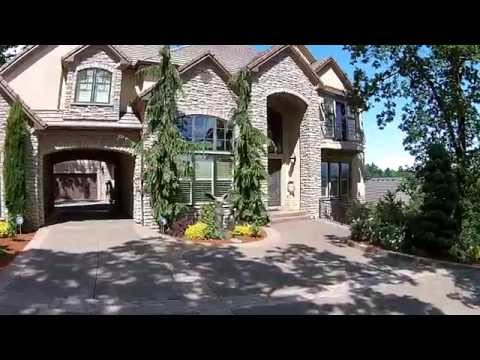 Exquisite French Mediterranean Home in West Linn | Luxury real estate