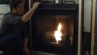Napoleon B35 B30 B42 Builder Direct Vent Gas Fireplace Product Review
