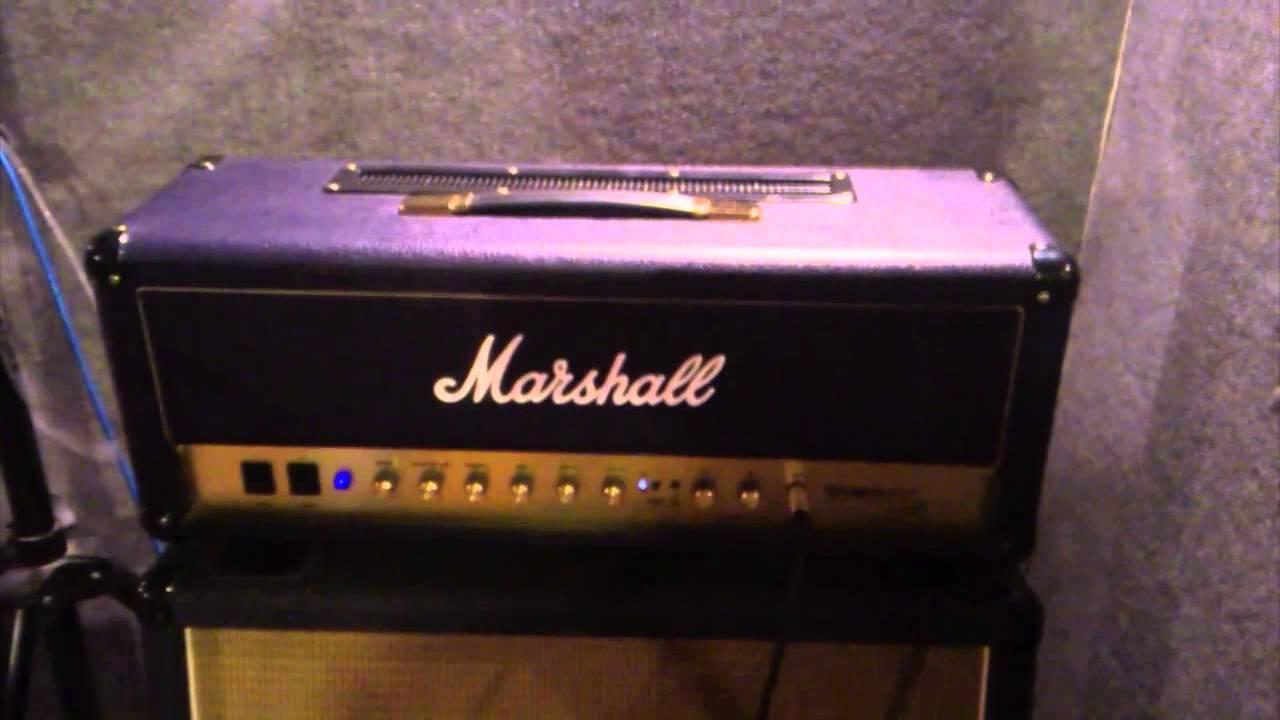 Marshall Vintage Modern 2466 100 watt head with SG - Bridge pickup
