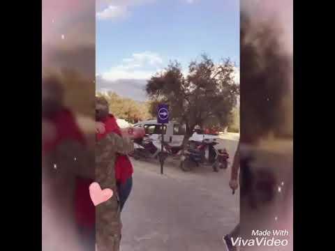 Askerden Sevgilisine Süpriz 🇹🇷
