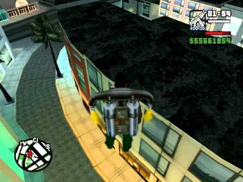 GTA San Andreas: Shopping @ Victim