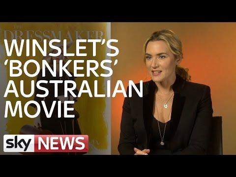 Kate Winslet Talks The Dressmaker, Neighbours And A Crossdressing Hugo Weaving