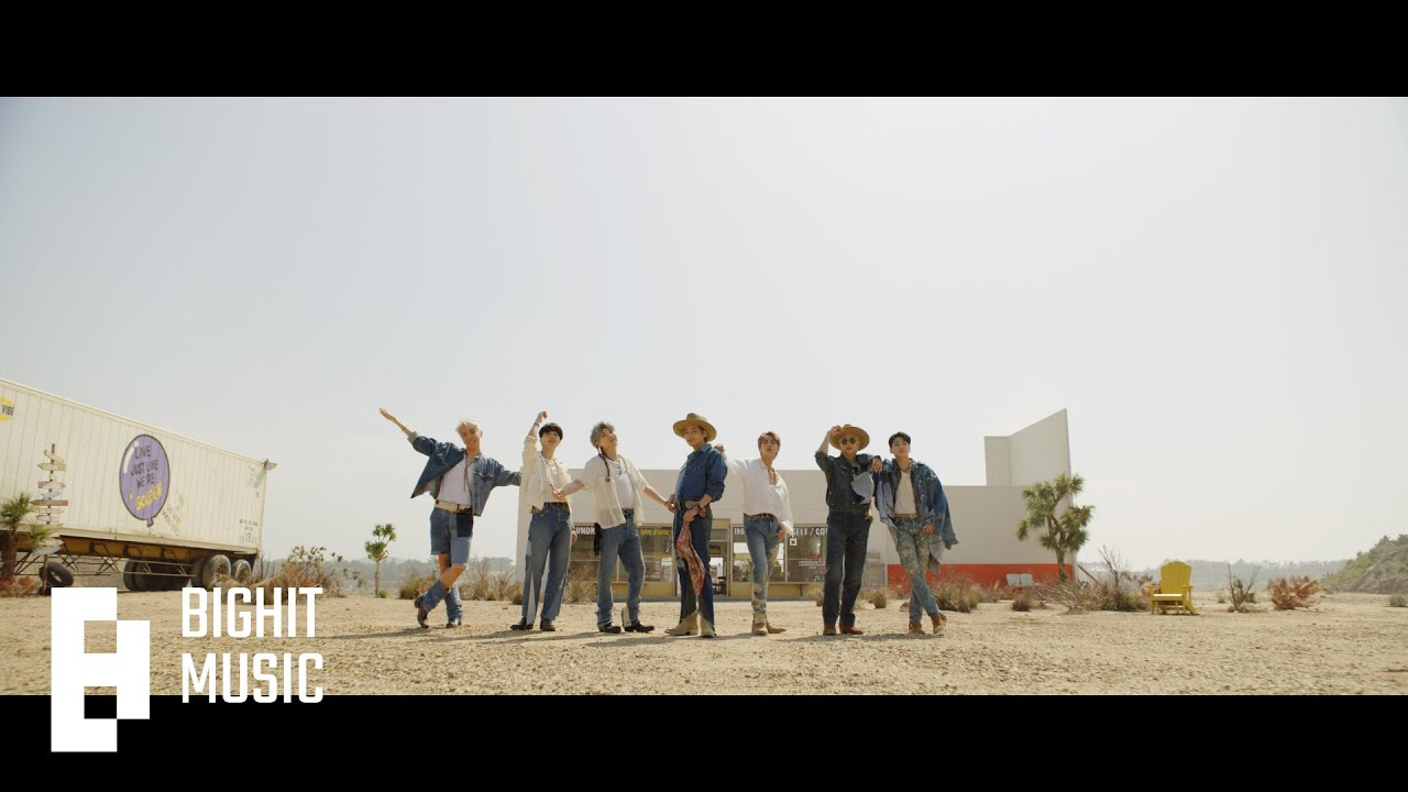 Download BTS (방탄소년단) 'Permission to Dance' Official Teaser