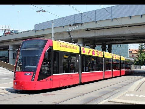 Tren En Berna Suiza