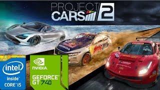 Project Cars 2 (GT 740M/GT 825M/GT 920M) [Minimum]