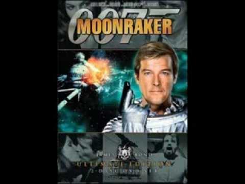 James Bond 007 - Moonraker Soundtrack