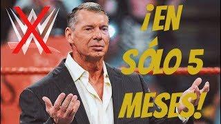 8 RECIENTES ERRORES DE WWE EN 2018 | Queremos WWE