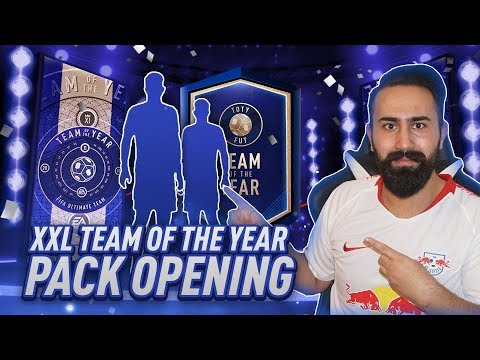 FIFA19: XXL TOTY PACK OPENING + 3x 100 SETS !! 🔥 #TeamCihan