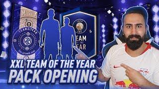 FIFA19: XXL TOTY PACK OPENING + 3x 100 SETS !! 🔥 #TeamCihan