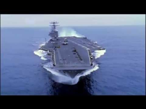World Biggest Aircraft Carrier Ever Built (HD) #Full Documen