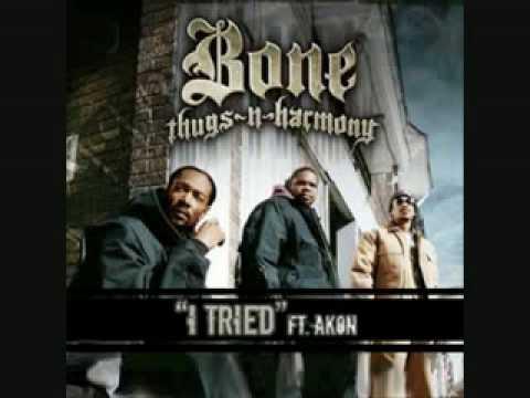 Bone 9 Thugs Feat. Akon- I Tried Instrumental