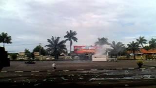 Wanteror Brimob Polda Banten
