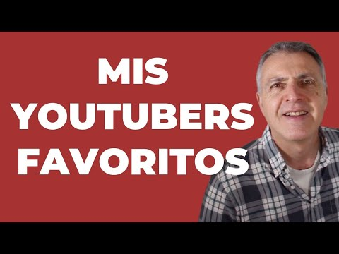 5 Youtubers para aprender español | 5 Youtubers to learn Spanish