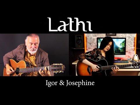 Igor Presnyakov & Josephine Alexandra – Lathi (Weird Genius) – fingerstyle guitar collaboration