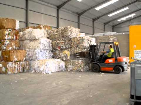Planet Recycling City Shred Liverpool