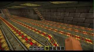 Let's Show Minecraft City #29 [Deutsch] [HD] - Gigantisches Schienennetz der Metropole