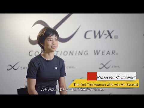 Team CW X  Kyoto Marathon 2017   YouTube 720p