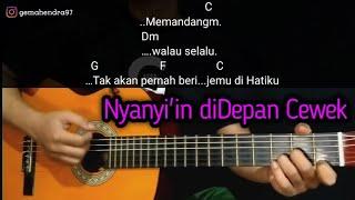 Kunci Gitar MEMANDANGMU - Ikke Nurjanah | Viral Di mana mana