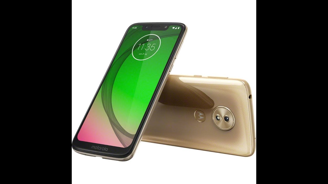 Smartphone Moto G7 Play Edição Especial Ouro