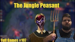 Pink Ward The Jungle Peasant - Full Games #107