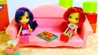 Вишенка и Земляничка. Куклы для девочек. Видео для детей