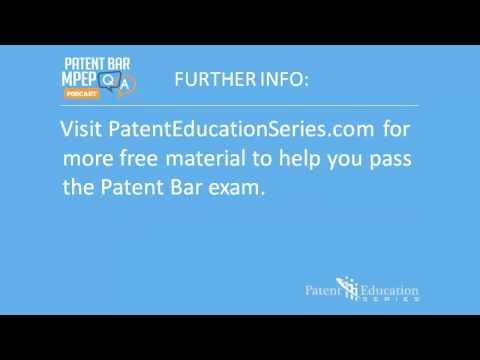 Patent Bar MPEP Q & A 1: Major Types of Patent Status