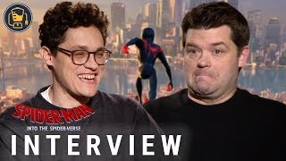 Phil Lord and Chris Miller Share Everything About Spider-Man: Into the Spider-Verse
