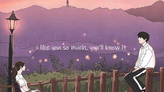 I Like You So Much You'll Know It  Ysabelle Cuevas  Lyrics [ENGLISH COVER]