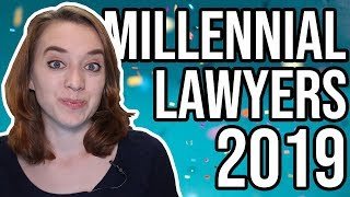 What Millennials Want from Their Law Firm | Millennial Lawyers 2019