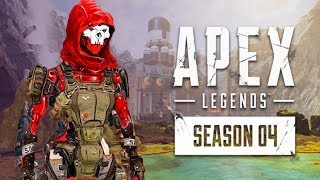 APEX LEGENDS SEASON 4 - NEW REVENANT CHARACTER GAMEPLAY! (Apex Season 4 Battle Pass)