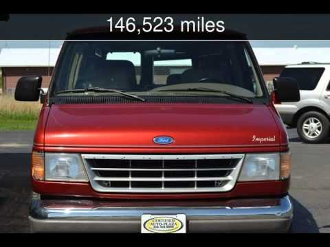 1996 Ford Econoline Conversion Van Used Cars