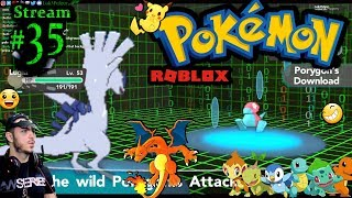Pokemon in Roblox Ch.#34, 🐉Power⚡Lvling💯✅& Touring🌍PC💻Max Graphics #35th Stream