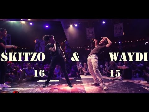 WAYDI & SKITZO | Destroying Fusion Concept 2015/16 | Dance Compilation