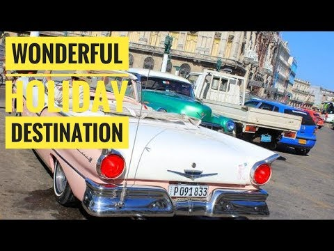 WOW!! Look Discover Cuba Holiday 15 Days l Destination Holiday