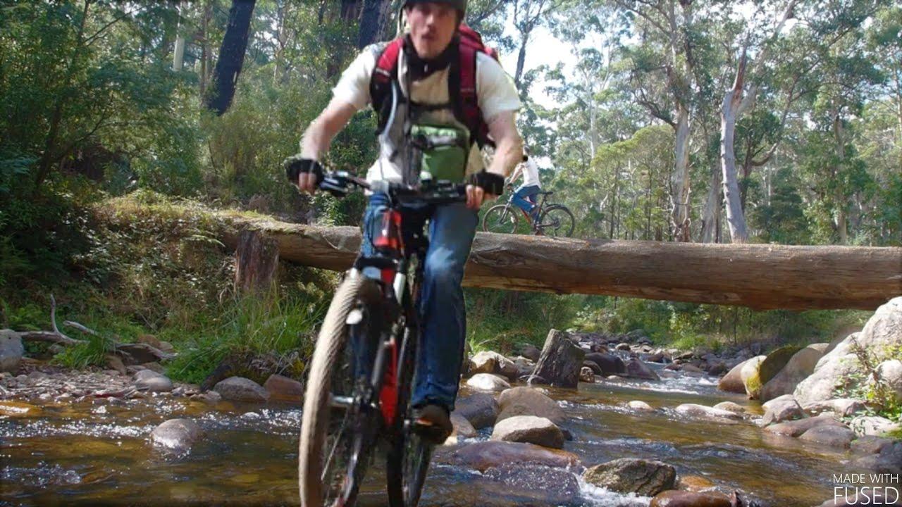 Mt Buller Mountain Biking Craigs Hut Youtube