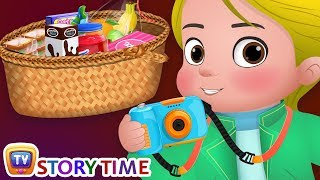 Picnic Time - ChuChuTV Storytime Good Habits Bedtime Stories for Kids