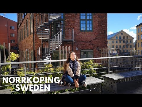 Spontaneous one day trip to Norrköping I Sweden I VLOG