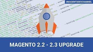 I failed Magento 2.3 upgrade