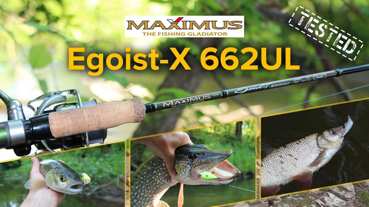 Maximus Egoist-X 662UL