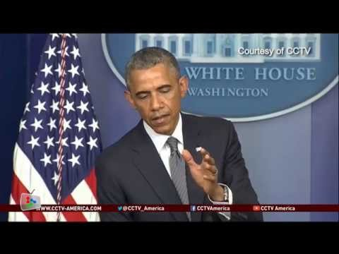 MH17: Obama says the plane was shot down in Ukraine
