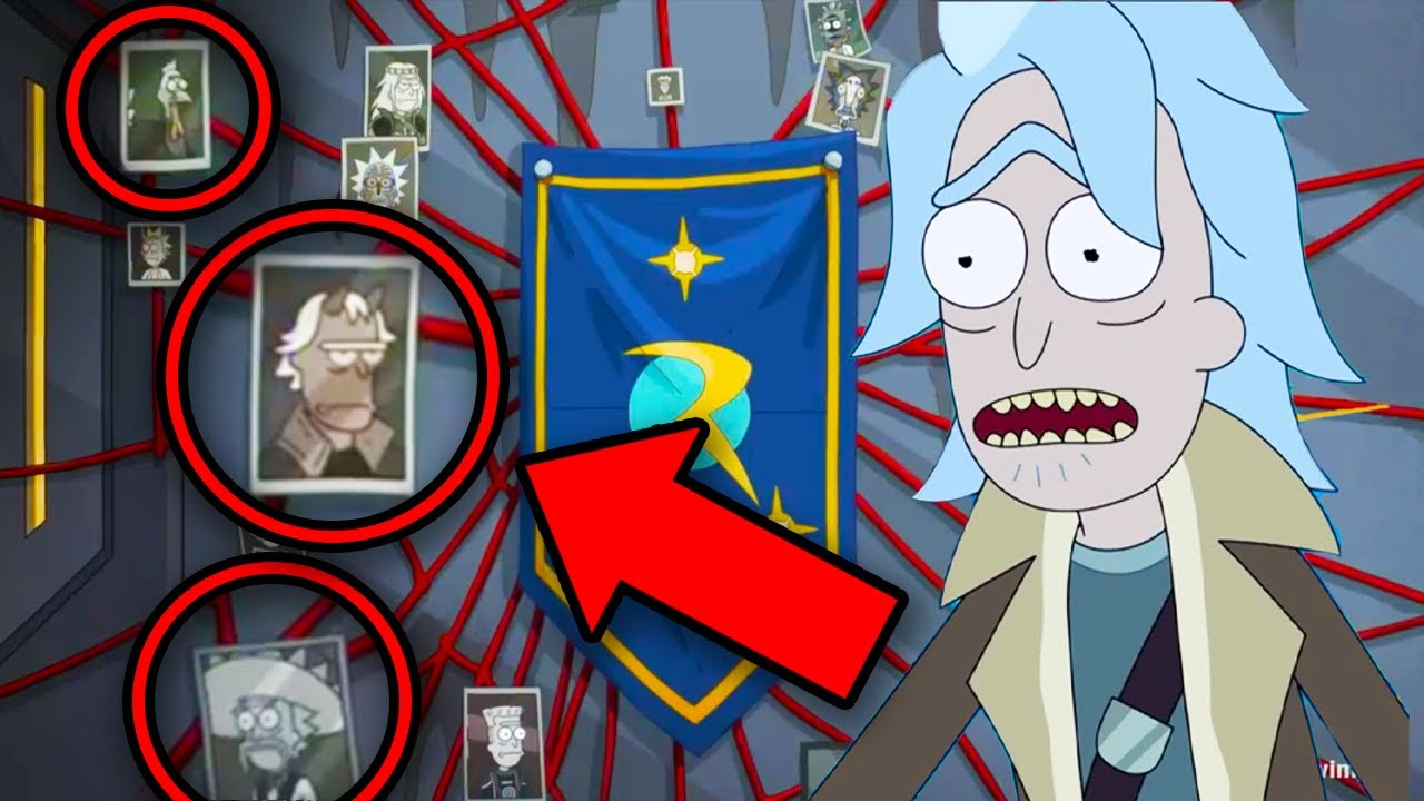 Download RICK AND MORTY 5x09 + 5x10 BREAKDOWN: Easter Eggs & Details You Missed!